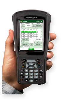 Handheld Systems Featured in The Forestry Source